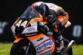 Aron Canet, Sterilgarda Max Racing Team, Gran Premio d'Italia Oakley