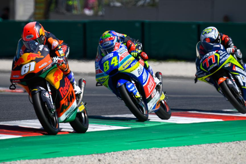 Can Oncu, Red Bull KTM Ajo, Gran Premio d'Italia Oakley