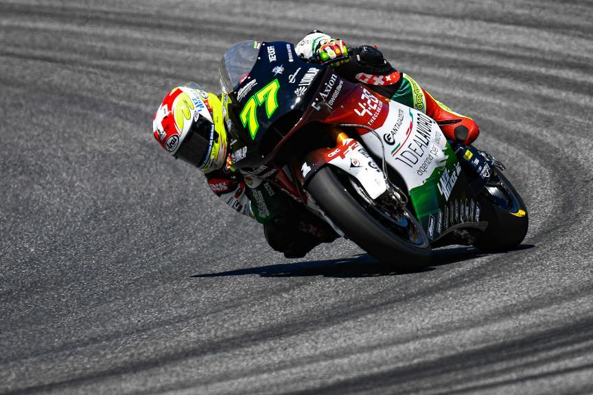 Dominique Aegerter, MV Augusta Idealavoro Forward, Gran Premio d'Italia Oakley