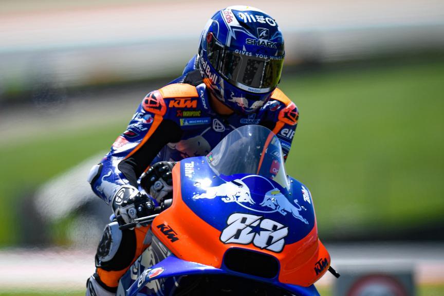 Miguel Oliveira, Red Bull KTM Tech 3, Gran Premio d'Italia Oakley