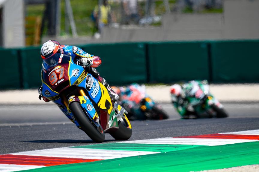 Xavi Vierge, EG 0,0 Marc Vds, Gran Premio d'Italia Oakley