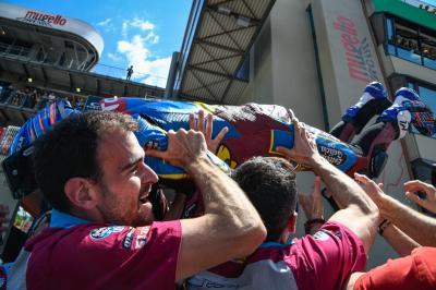 """Álex Márquez: """"Estoy aún más contento que en Le Mans"""""""