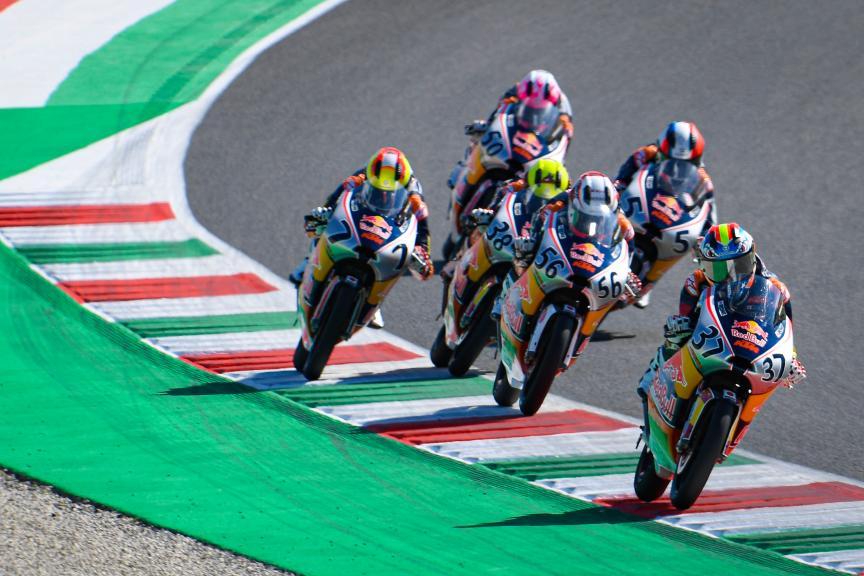 Red Bull MotoGP Rookies Cup, Gran Premio d'Italia Oakley
