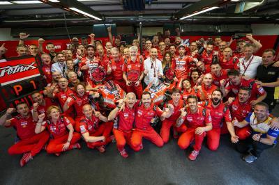 Kann die Liebesgeschichte von Ducati in Mugello und Kataloni