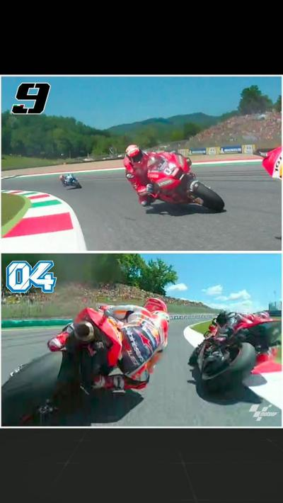Jump OnBoard with Petrucci and Dovizioso for the last lap