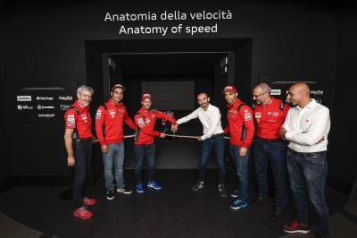 'Anatomy of speed', los secretos aerodinámicos de Ducati