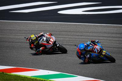Moto2™: Rewriting the script