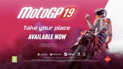 MotoGP™ 19 Trailer