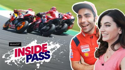 Danilo Petrucci Takes Over The Vlog | Inside Pass #6