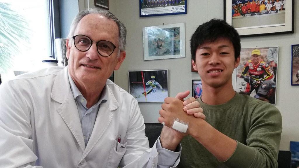 Dr. Mir y Ai Ogura