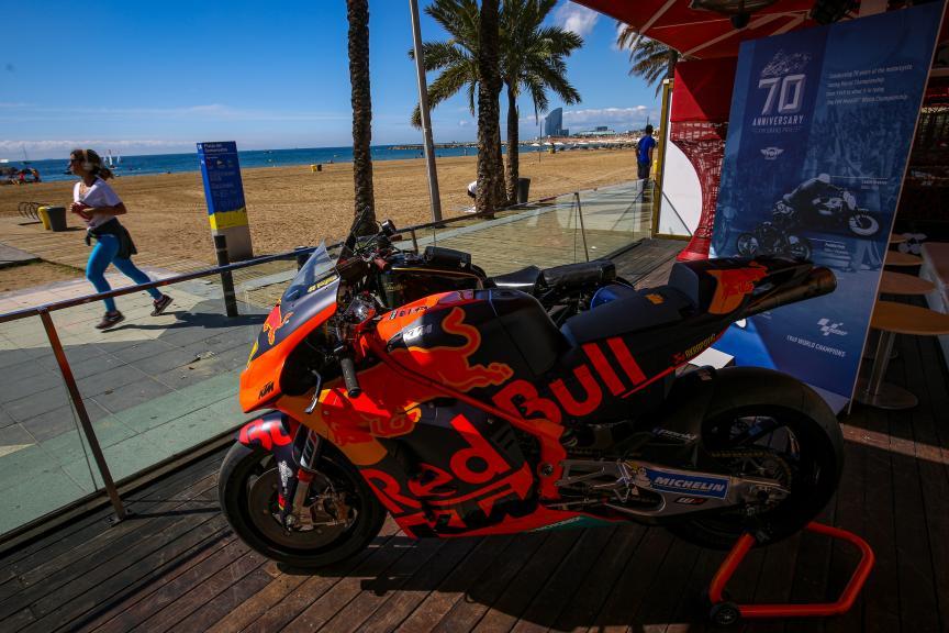 Pre-Event, Gran Premi Monster Energy de Catalunya