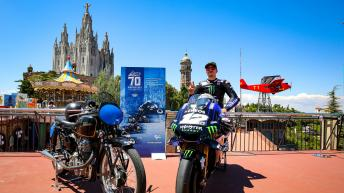 Off-Track: Celebrating #MotoGP70 in Barcelona
