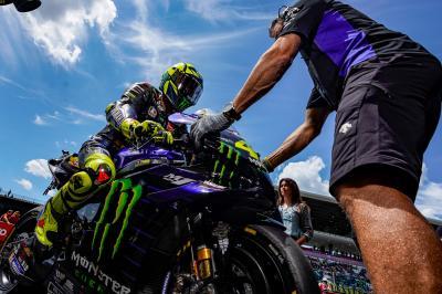 "Rossi: ""Barcelona me gusta mucho, pero será un GP difícil"""