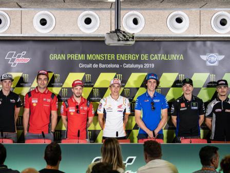 Off-Track, Gran Premi Monster Energy de Catalunya