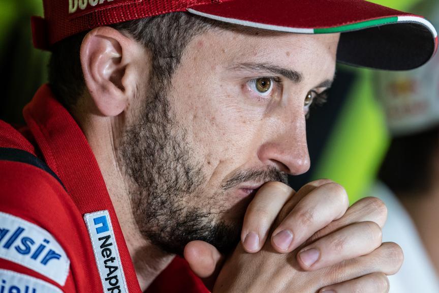 Andrea Dovizioso, Mission Winnow Ducati, Gran Premi Monster Energy de Catalunya