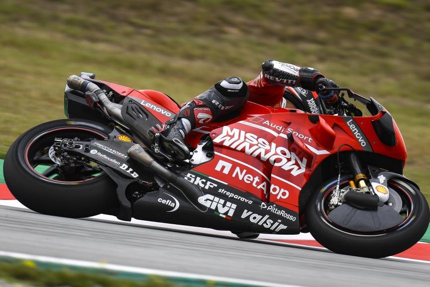 Danilo Petrucci, Mission Winnow Ducati, Gran Premi Monster Energy de Catalunya