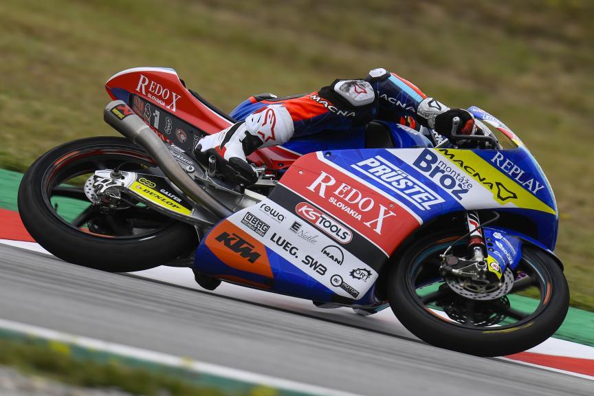 Filip Salac, Redox PruestlGP, Gran Premi Monster Energy de Catalunya