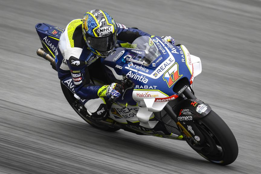 Karel Abraham, Reale Avintia Racing, Gran Premi Monster Energy de Catalunya