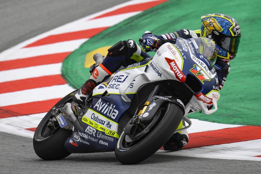 Karel Abraham, Reale Avintia Racing, Gran Premi Monster Energy de Catalunya