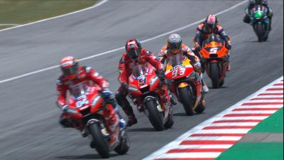 Marquez and Ducati play cat and mouse in Mugello flashback