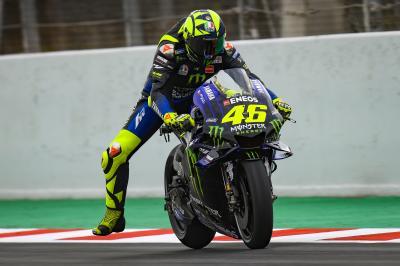 """Rossi: """"Tengo un mejor feeling con la moto y soy más rápido"""""""
