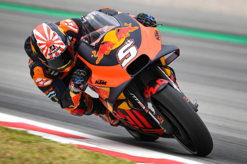 Johann Zarco, Red Bull KTM Factory Racing, Gran Premi Monster Energy de Catalunya