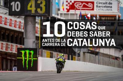 El decálogo clave del Gran Premi Monster Energy de Catalunya