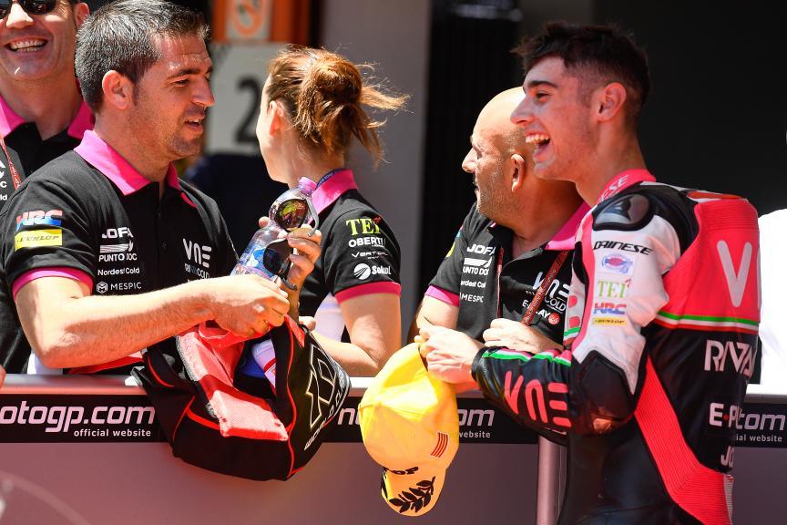 Tony Arbolino, VNE Snipers Team, Gran Premi Monster Energy de Catalunya