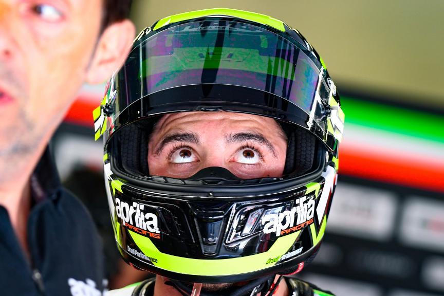 Andrea Iannone, Aprilia Racing Team Gresini, Gran Premi Monster Energy de Catalunya