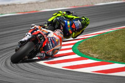 FREE: The final 5 minutes of MotoGP™ qualifying in Catalonia