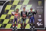 Fabio Quartararo, Marc Marquez, Maverick Vinales, Gran Premi Monster Energy de Catalunya