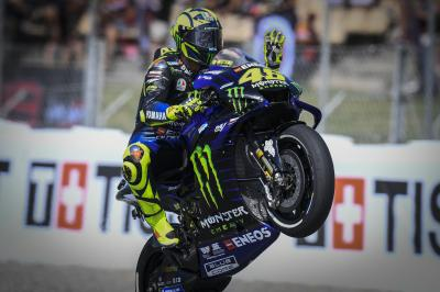 Four out of five: Yamaha bring the heat to Barcelona