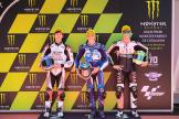 Gabriel Rodrigo, Ai Ogura, Tony Arbolino, Gran Premi Monster Energy de Catalunya