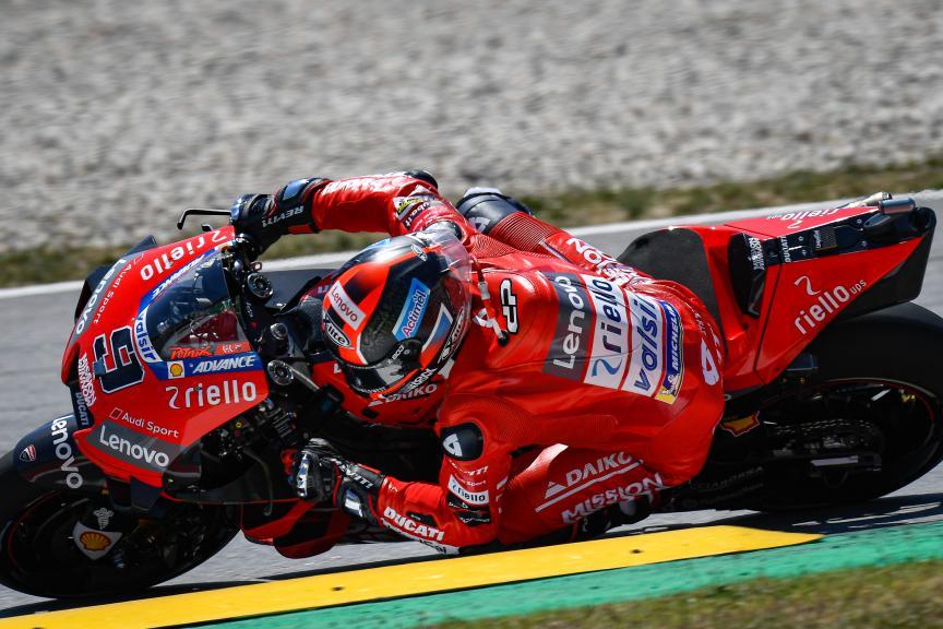 Danilo Petrucci, Mission Winnow Ducati, Gran Premi Monster Energy de Catalunya