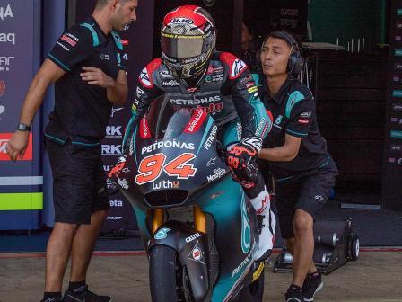 Moto2, Free Practice,Gran Premi Monster Energy de Catalunya