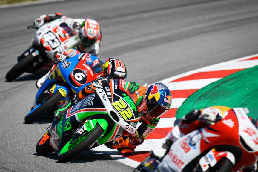 Kazuki Masaki, Boe Skull Rider Mugen Race, Gran Premi Monster Energy de Catalunya