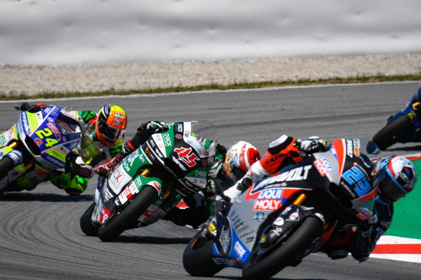 Marcel Schrotter, Dynavolt Intact GP, Gran Premi Monster Energy de Catalunya