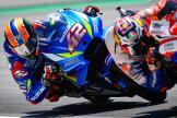 Alex Rins, Team Suzuki Ecstar, Gran Premi Monster Energy de Catalunya