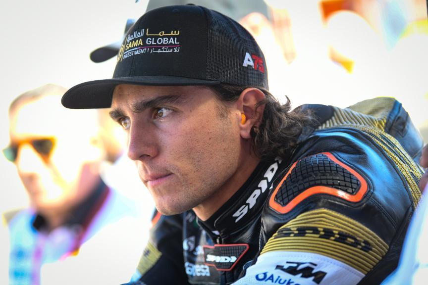 Albert Arenas, Sama Qatar Angel Nieto Team, Gran Premi Monster Energy de Catalunya