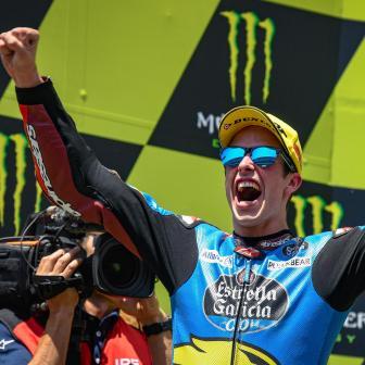 Marquez holt sich zuhause den Moto2™-Hattrick