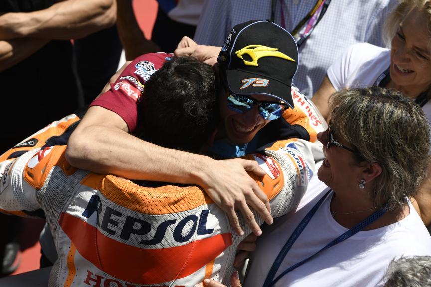 Marc Marquez, Alex Marquez, Gran Premi Monster Energy de Catalunya