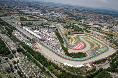 Le paddock MotoGP™ prêt pour les Test post-GP de Barcelone