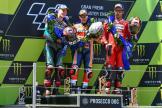 Marc Marquez, Fabio Quartararo, Danilo Petrucci, Gran Premi Monster Energy de Catalunya