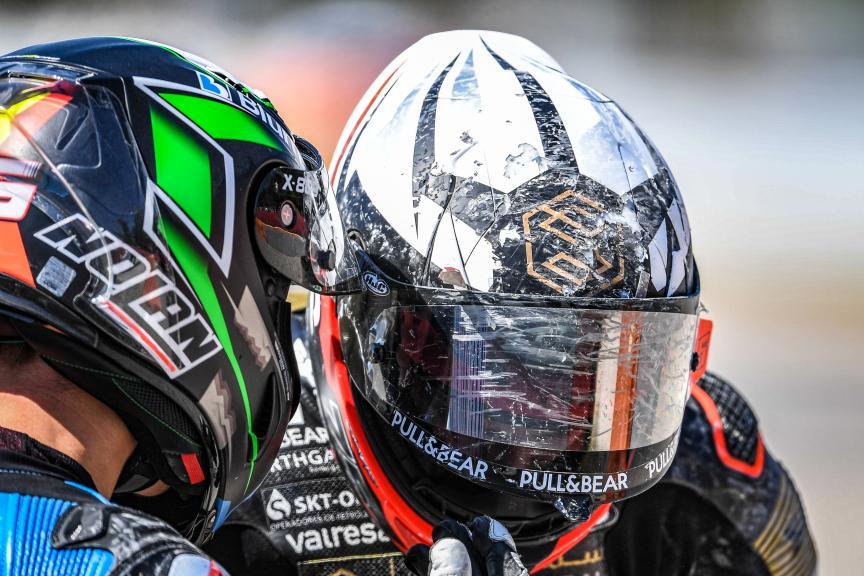 Albert Arenas, Sergio Garcia, Gran Premi Monster Energy de Catalunya