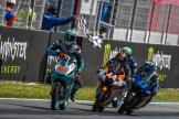 Marcos Ramirez, Aron Canet, Celestino Vietti, Gran Premi Monster Energy de Catalunya