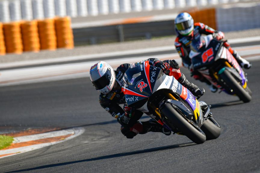 Jesko Raffin, Dynavolt Intact GP, Valencia MotoE™ Test