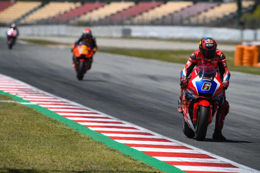 Stefan Bradl, HRC Team, Catalunya MotoGP™ Test