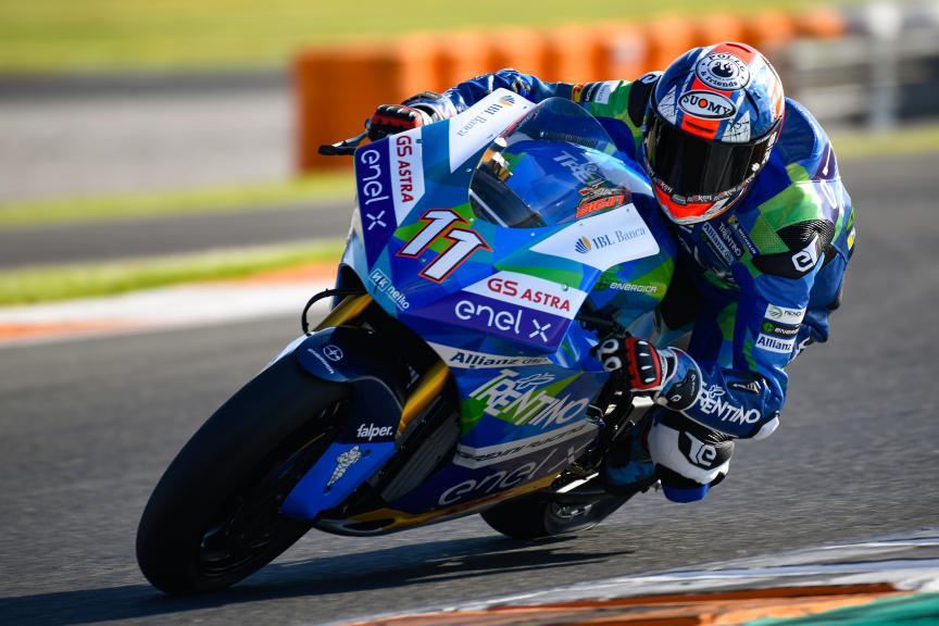 Matteo Ferrari, Trentino Gresini MotoE, Valencia MotoE™ Test
