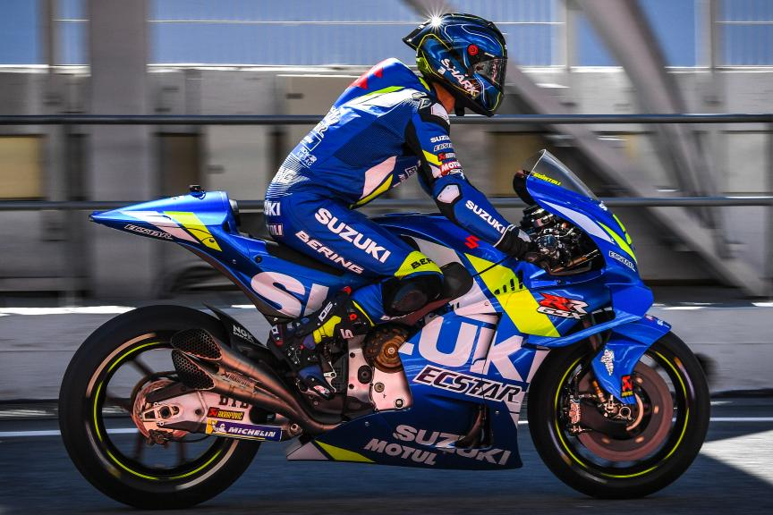 Joan Mir, Team Suzuki Ecstar, Catalunya MotoGP™ Test