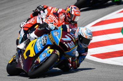 Moto2™, Moto3™ ready for Barcelona Test